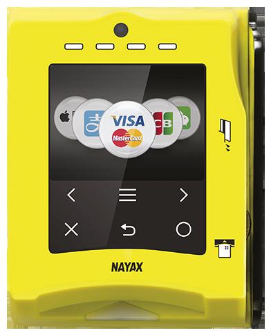 Maksupääte Nayax VPOS Touch